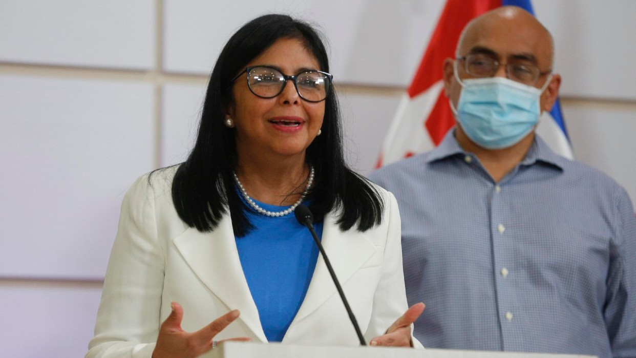 Venezuela recibe primer lote de vacunas Abdala provenientes de Cuba