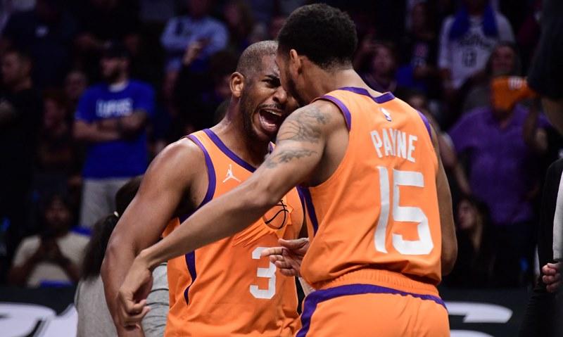 Los Suns de Phoenix llegan a sus primeras Finales de la NBA en 28 años