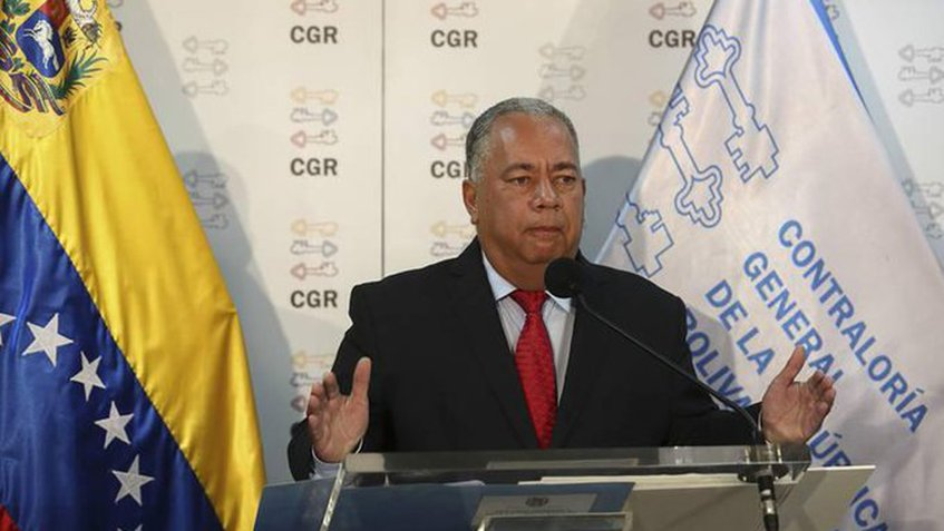 La Contraloría de Venezuela insta a entes de DDHH a pronunciarse por el caso de Saab