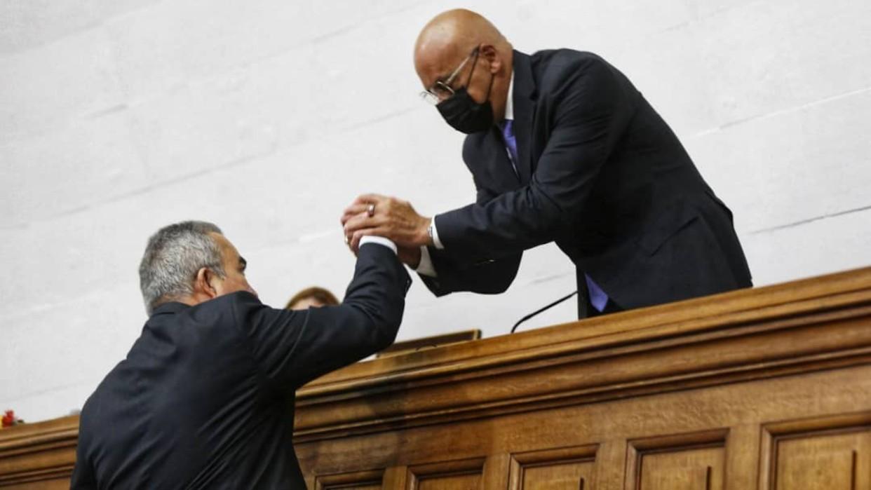 Luis Eduardo Martínez: El crimen cometido contra Jorge Rodríguez (padre) fue