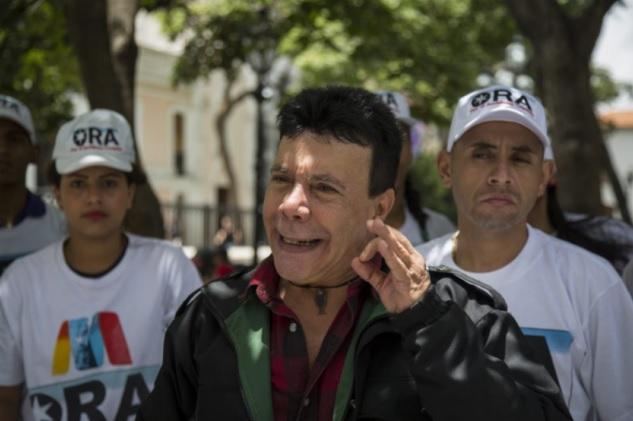 Falleció Luis Reyes Castillo, presidente del partido ORA