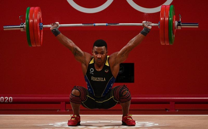 Julio Mayora le da a Venezuela su primera medalla olímpica en Tokio 2020