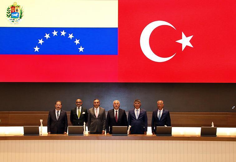 Presidente del TSJ se reunió con la Máxima Autoridad de la Corte de Casación de la República de Turquía