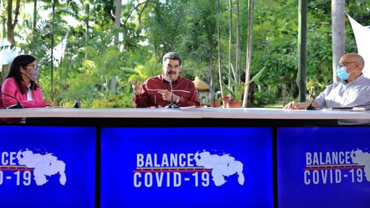 Presidente Maduro ordena elevar las condiciones para la masificación deportiva en el país