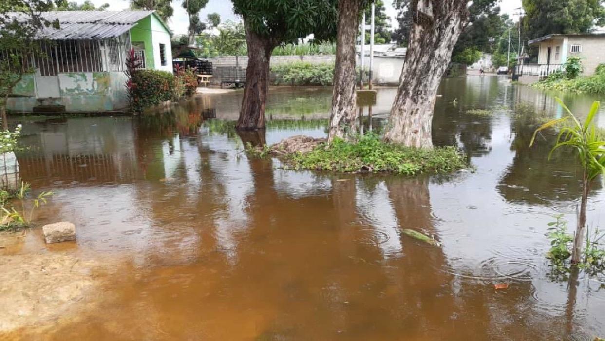 Alerta roja: Inameh pronosticó un inminente desbordamiento del río Orinoco