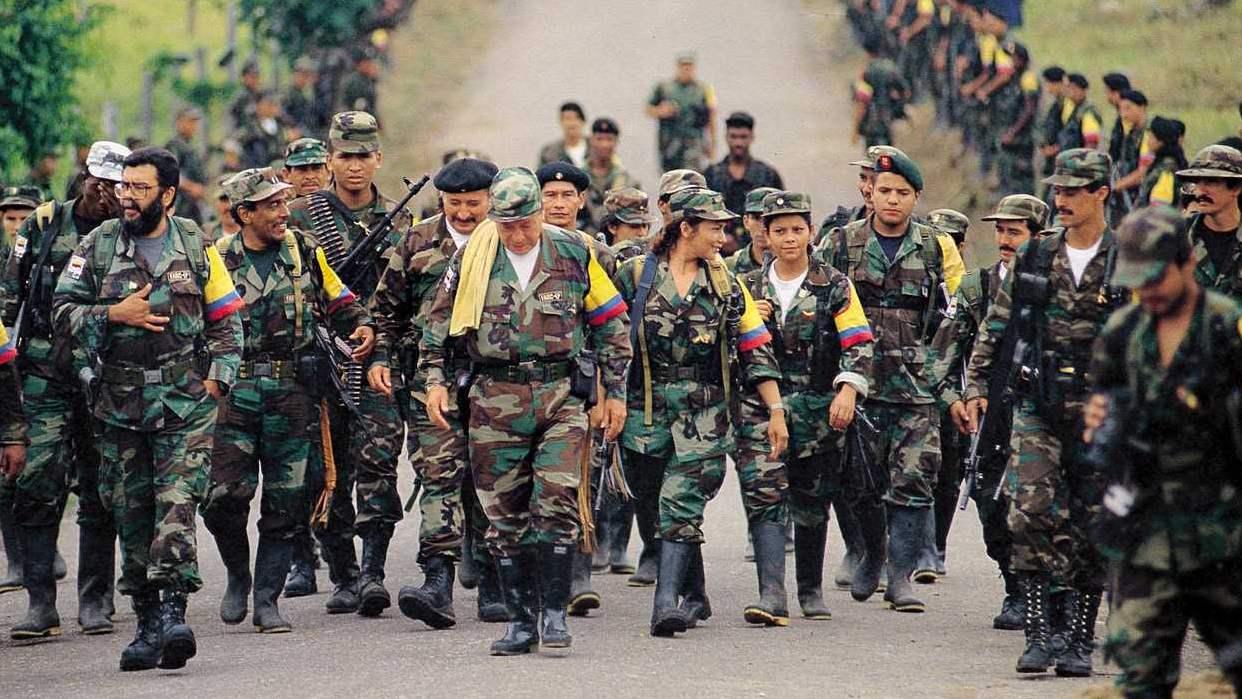 Abatidos en operación militar en Colombia 10 disidentes de las FARC