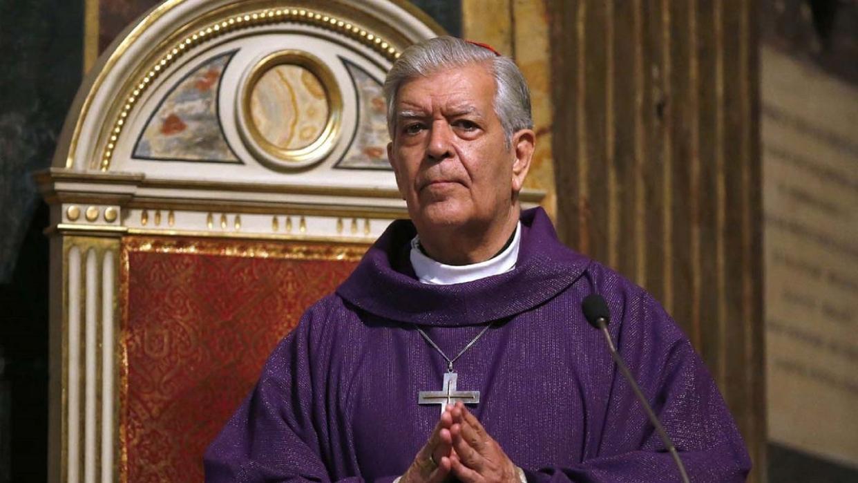 Arquidiócesis de Caracas: Estado de salud del Cardenal Urosa Savino es