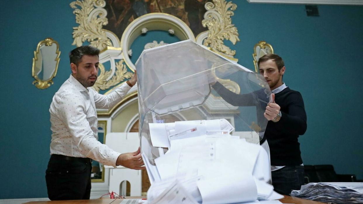 El partido de Vladimir Putin revalida su mayoría en Duma Estatal