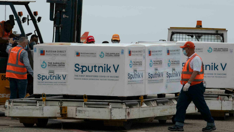Venezuela recibe un millón de segundas dosis de vacuna anticovid Sputnik V