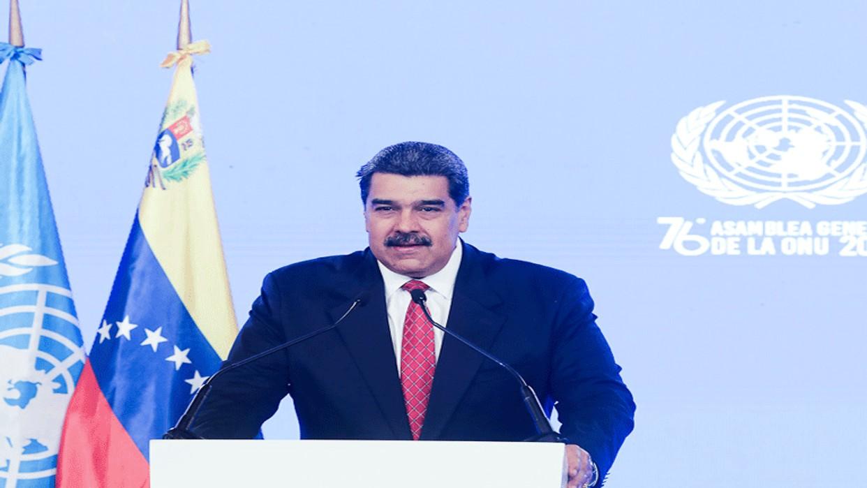 """Nicolás Maduro: """"El mundo necesita una nueva ONU"""""""