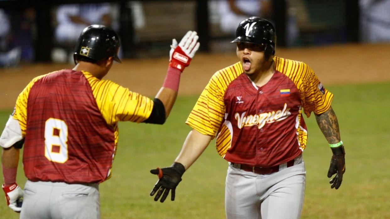 Venezuela derrota a Nicaragua y extiende su invicto en el Mundial de Beisbol