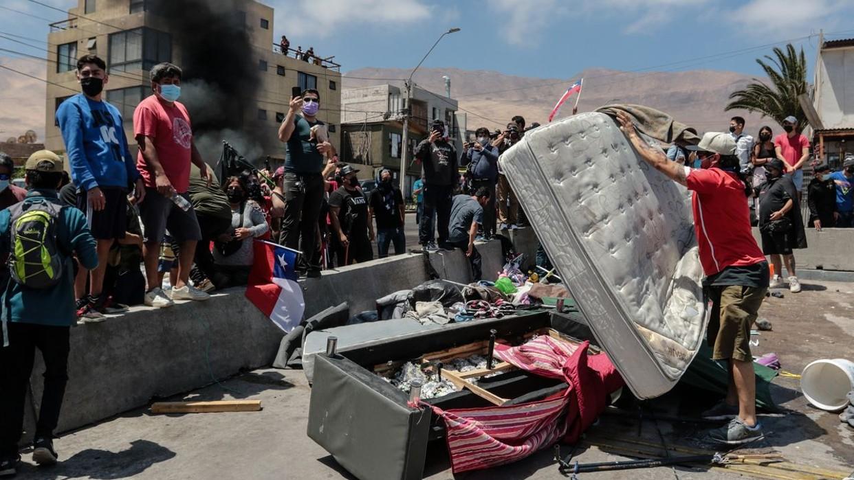 Avanzan coordinaciones para repatriar a venezolanos víctimas de xenofobia en Chile