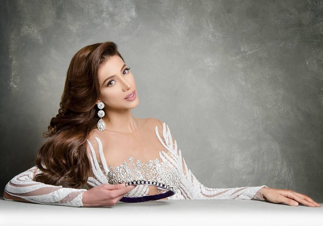 María Daniela Velasco conquista la corona de Miss Earth Venezuela 2021