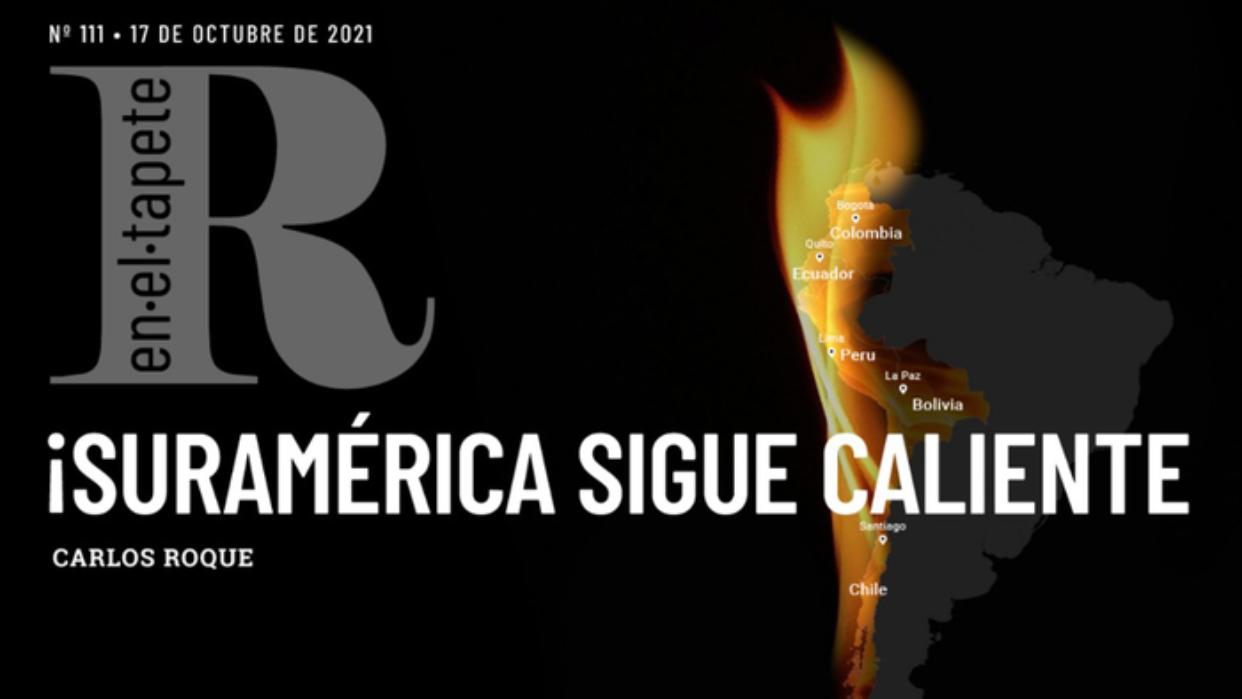 Revista En El Tapete: ¡Suramérica sigue caliente!