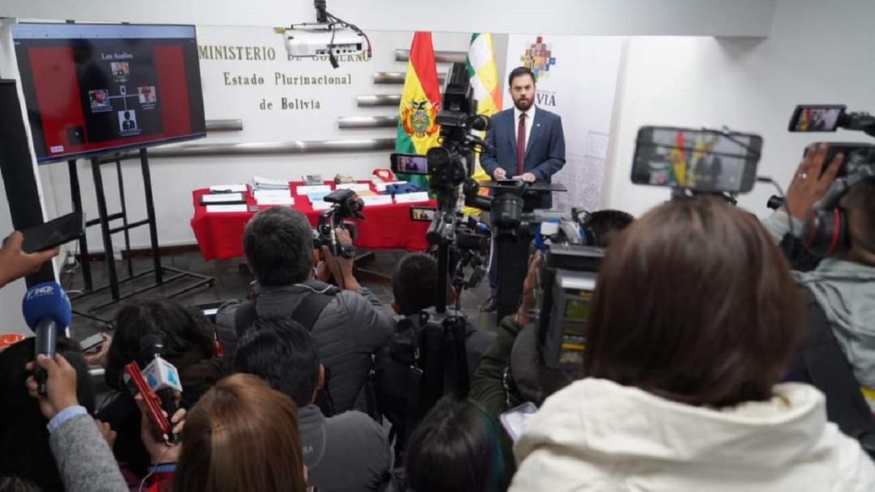 Bolivia afirma que asesinos del presidente de Haití quisieron matar a Arce