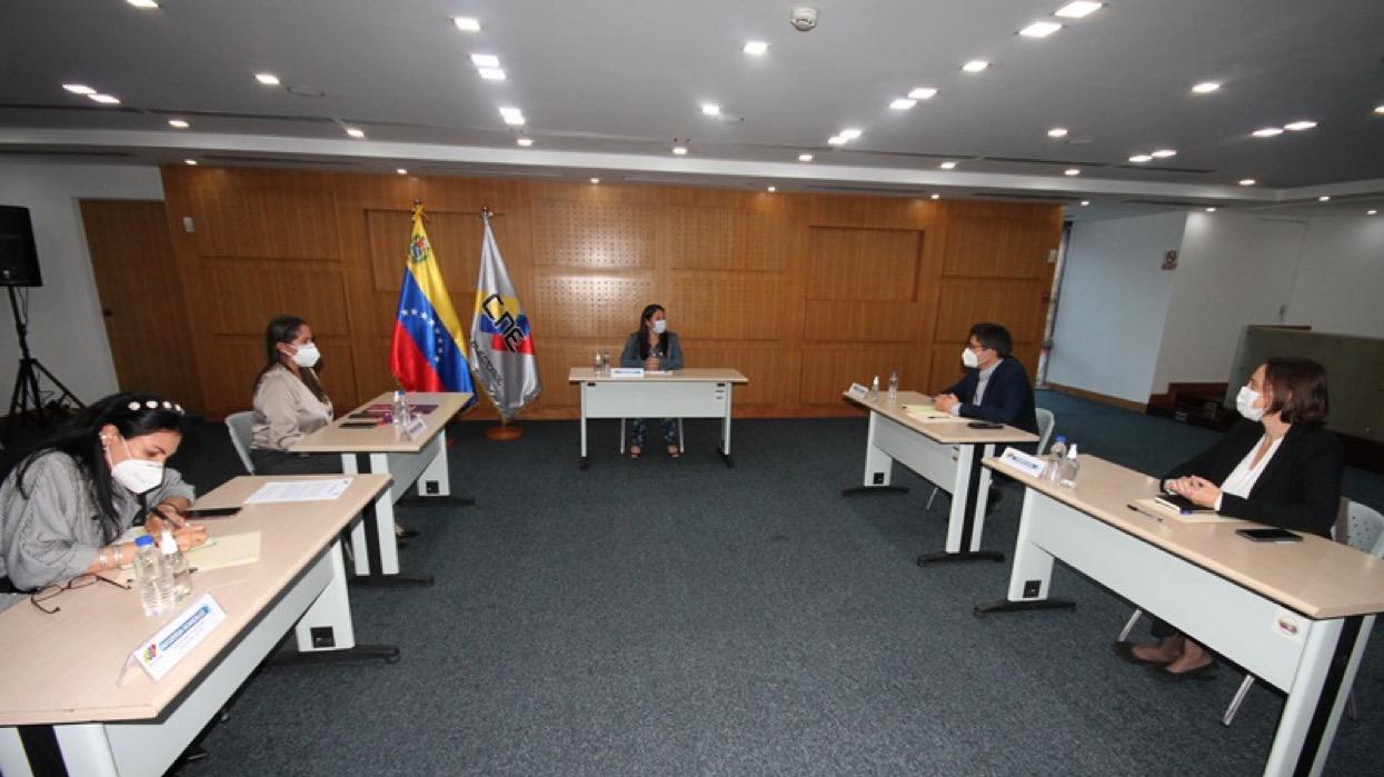 Delegación de Observación Electoral de la UE llegará a Venezuela el 24 de octubre