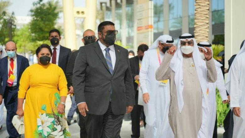 Guyana creará un gasoducto en asociación con Dubai
