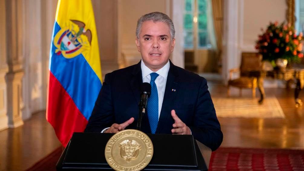 Los Congresos de Colombia y Venezuela se topan con rechazo de Duque a retomar las relaciones bilaterales