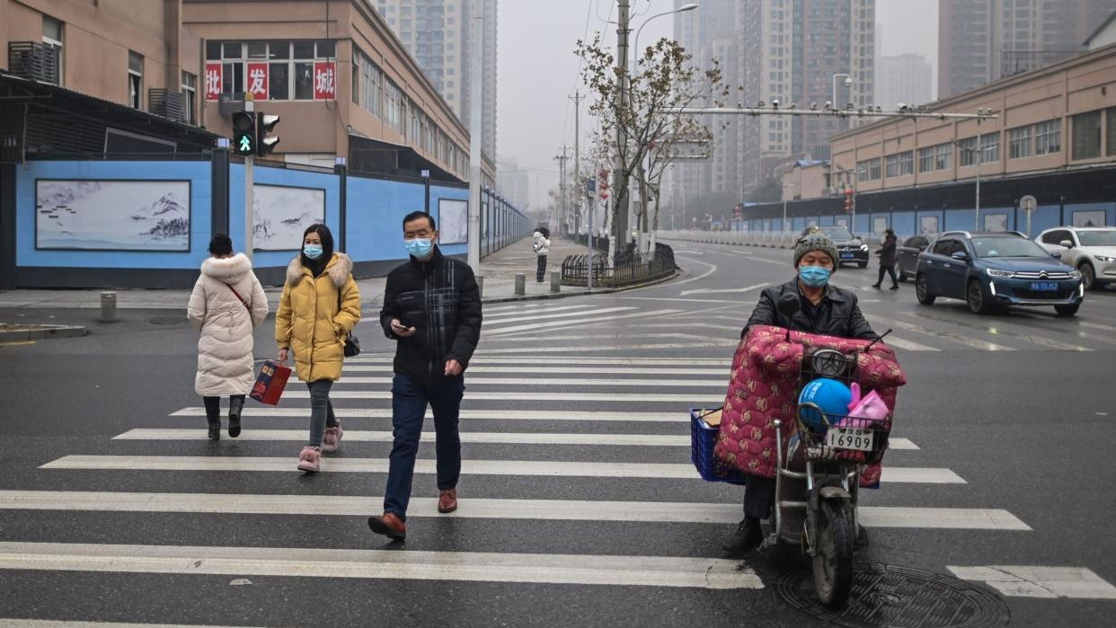 China aplaza maratón de Wuhan ante rebrote de contagios de Covid-19