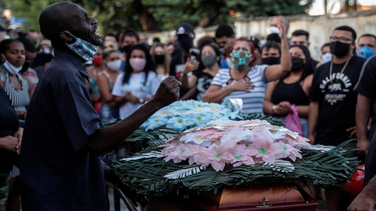 80% de jóvenes muertos por violencia en Brasil entre 2016 y 2020 eran negros, según estudio