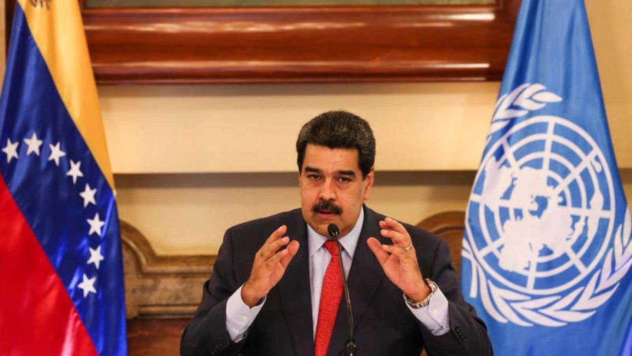 Gobierno venezolano ratifica compromiso de paz y diálogo con la ONU
