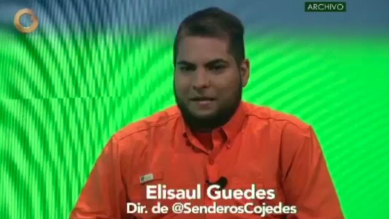 Álvaro Montenegro y Elisaul Guedes conversan sobre Senderos Cojedes y sus rutas turísticas