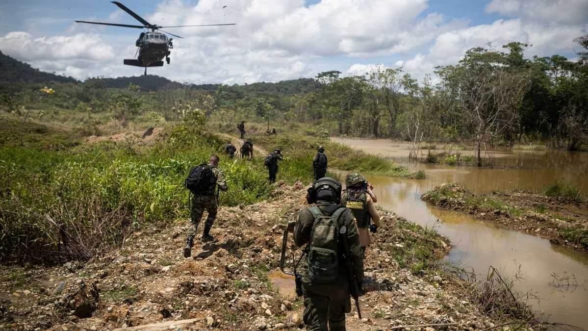 Cuatro militares muertos en represalia por captura de jefe del narco en Colombia