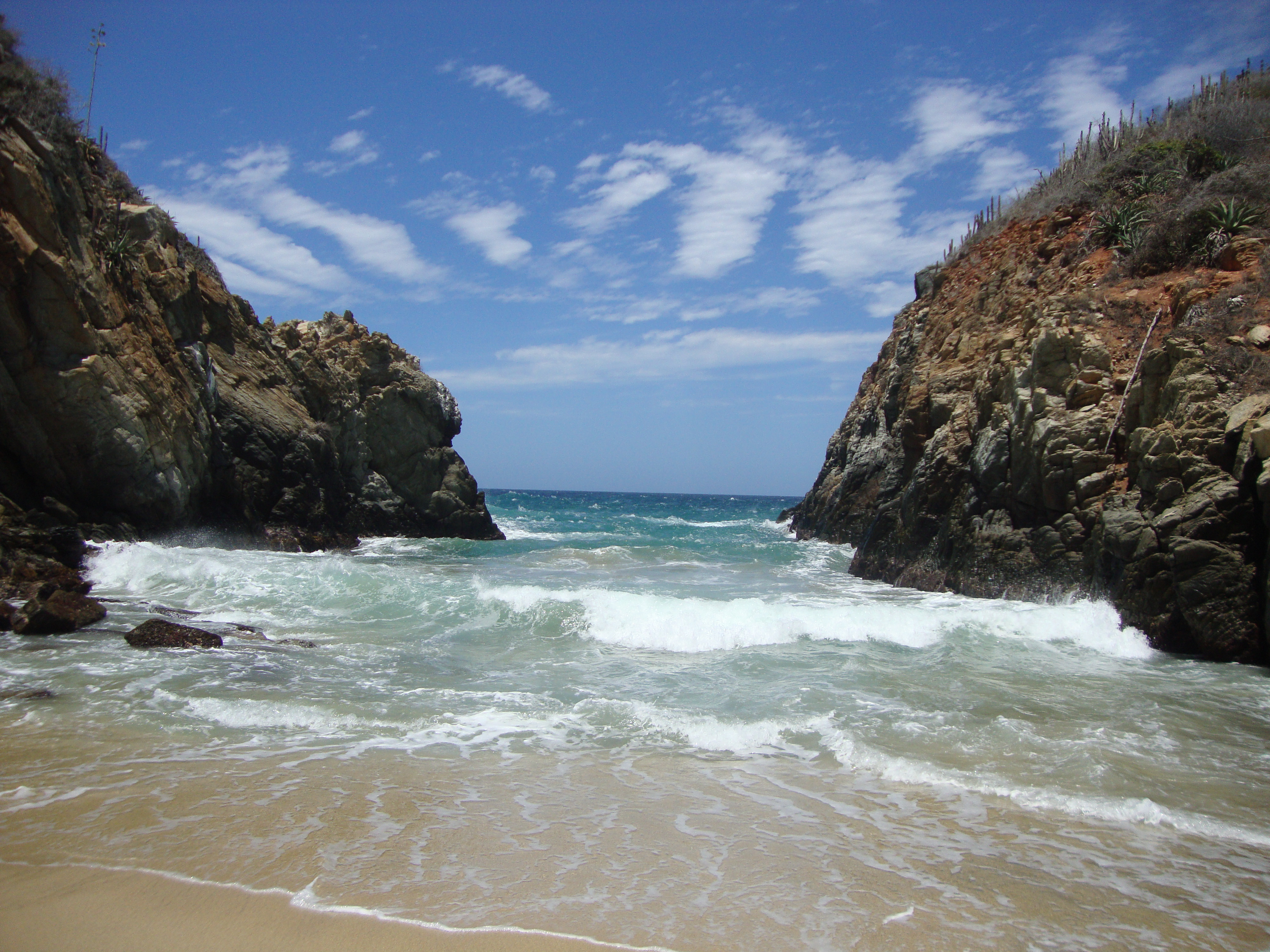 Playas secretas