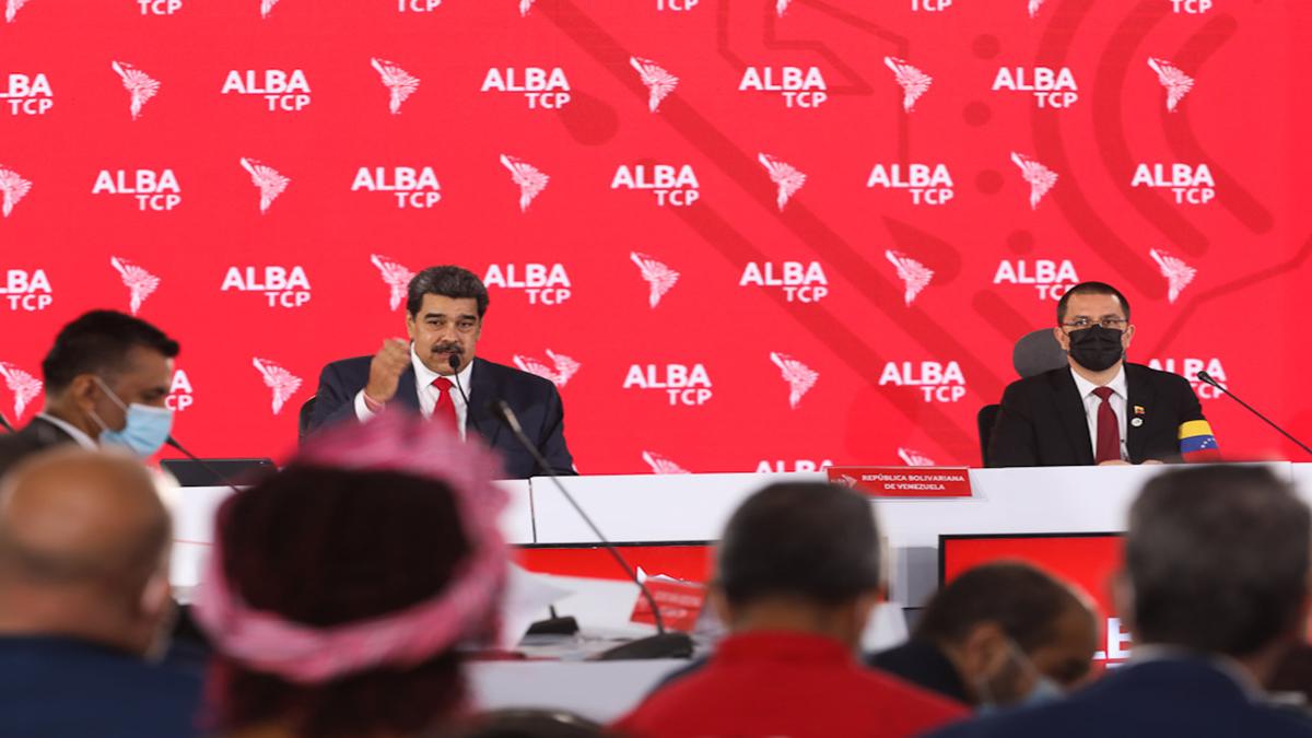 ALBA-TCP: Maduro apoya estrategias para recuperar Unasur y Celac