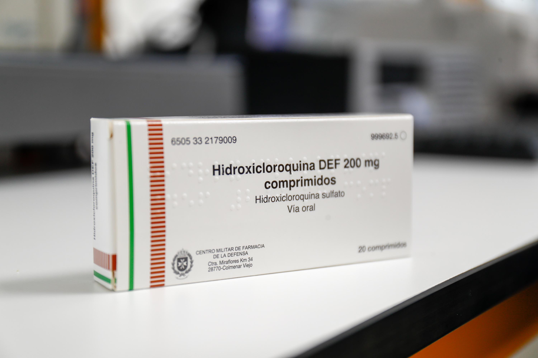 Ensayo Discovery contempla retomar pruebas con hidroxicloroquina