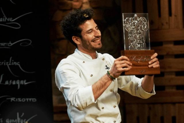 Venezolano gana programa de cocina en Hungría