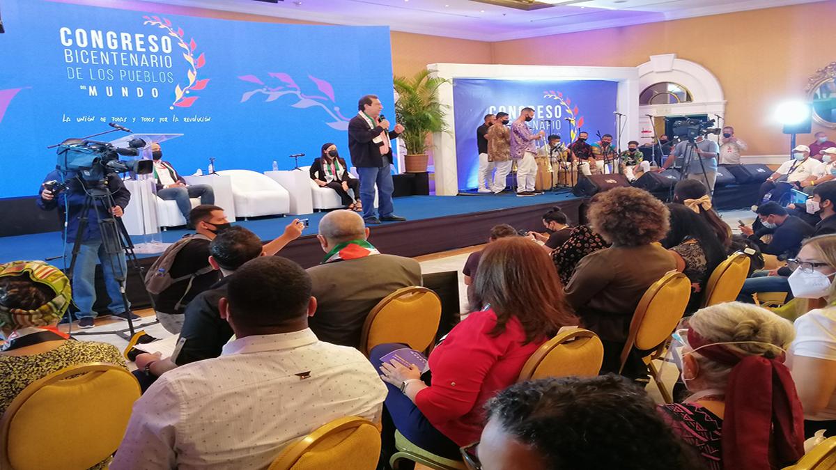 Instalan Congreso Bicentenario de los Pueblos con presencia internacional
