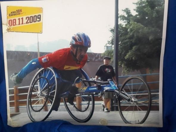 Municipio Ambrosio Plaza rinde homenaje a Atleta Paralímpico