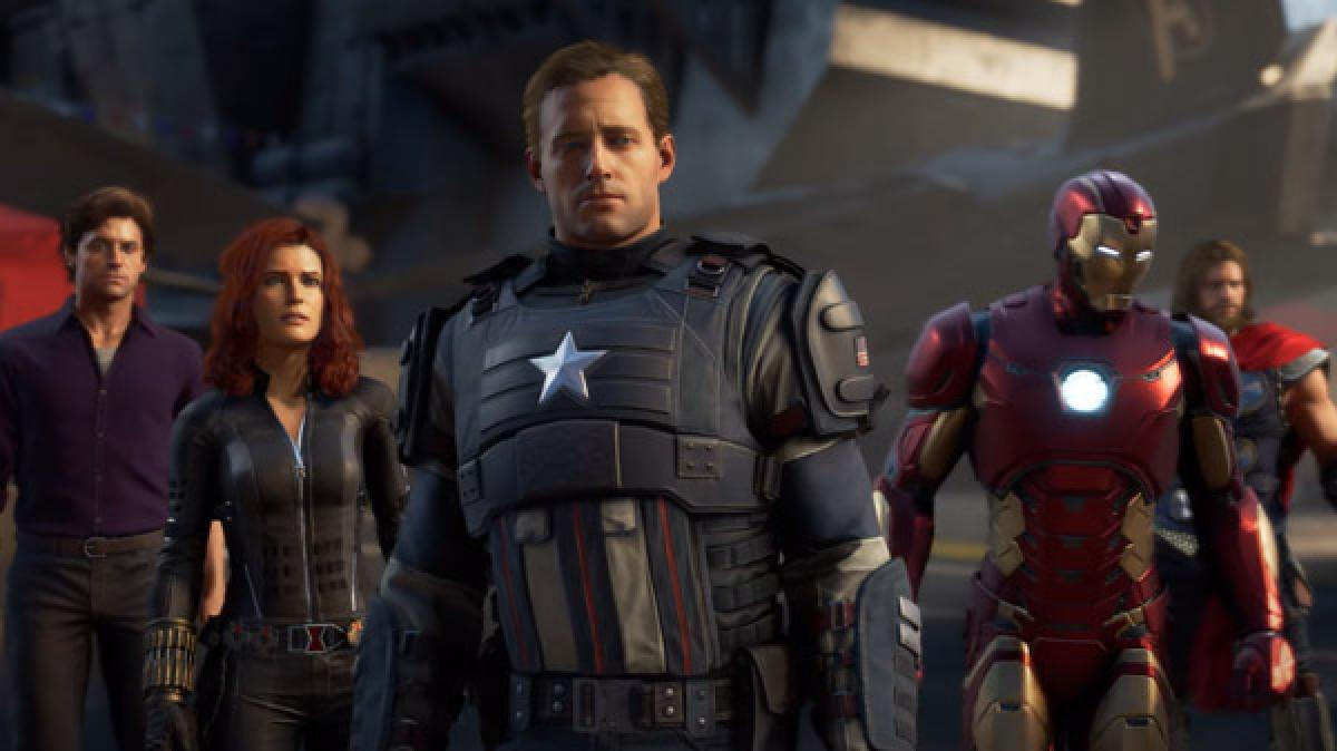 Marvel's Avengers, el videojuego